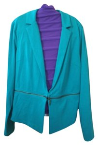Mossimo Supply Co. Dark teal green Blazer