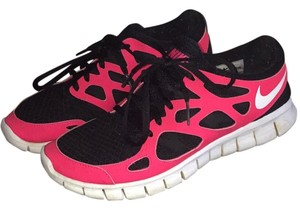 Nike Pink black and white Athletic