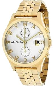 Marc by Marc Jacobs BRAND NEW MARC BY MARC JACOBS MBM3379 FERUS GOLD TONE CHRONOGRAPH WATCH