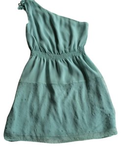 Gianni Bini short dress Mint on Tradesy
