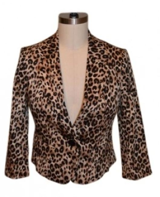 Preload https://item3.tradesy.com/images/forever-21-cheetah-print-blazer-size-8-m-130017-0-0.jpg?width=400&height=650