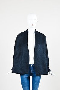 Rag & Bone Navy Mohair Wool Blue Jacket