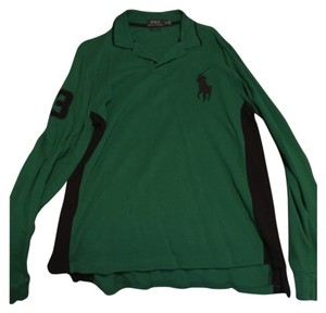 Polo Ralph Lauren Top Green & black