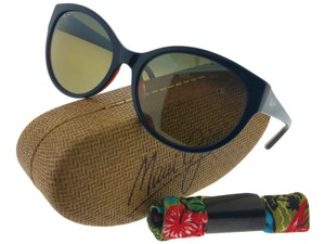 Maui Jim Maui Jim HS100-03D Venus pools Blue/Bronze Lens Sunglasses