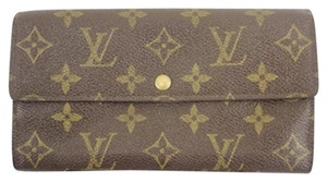 Louis Vuitton [GLOBAL] Monogram Sarah Wallet LV153 LVTL116