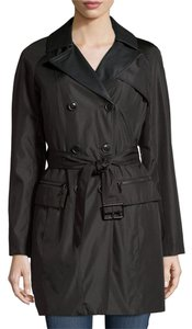 Andrew Marc Trenchcoat Waterproof Fitted Raincoat