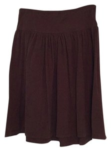 James Perse Skirt Brown