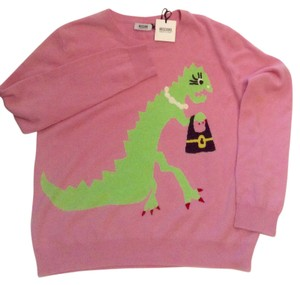 Moschino Dinosaur Sweater