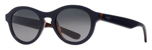 Maui Jim Maui Jim Leia Blue/Grey Lens GS708-03D Sunglasses
