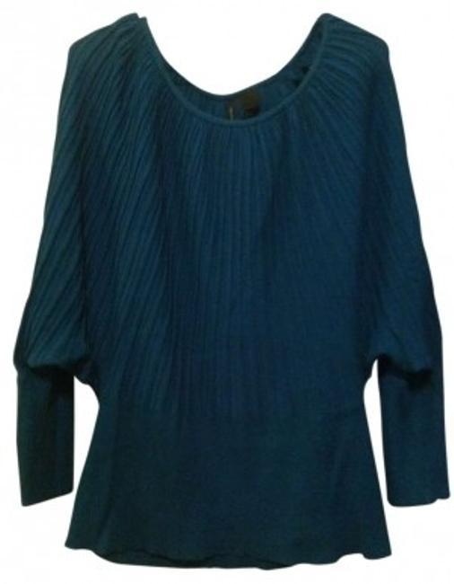 Preload https://item1.tradesy.com/images/new-directions-turquoise-sweaterpullover-size-16-xl-plus-0x-130040-0-0.jpg?width=400&height=650