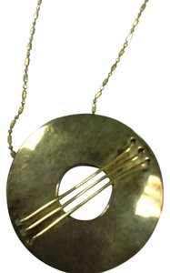 Other Silver chain and pendant