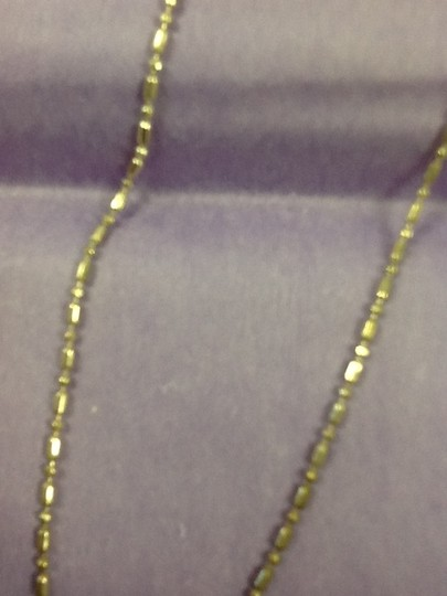 Other Silver chain and pendant Image 1