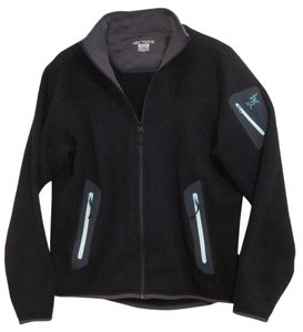 Arc'teryx Fleece Polartec Fleece Black Jacket