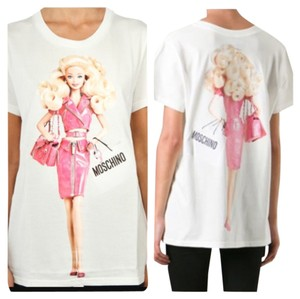 Authentic Moschino Couture barbie t shirt T Shirt