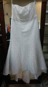 David's Bridal 9wg3217 Wedding Dress