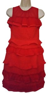 Esley Ruffle Dress