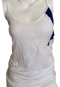 Helmut Lang Top White/Blue