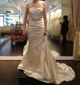 La sposa fanal wedding dress tradesy for La sposa wedding dress price