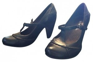 Biviel black Pumps