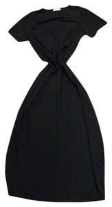 black Maxi Dress by Van Heusen
