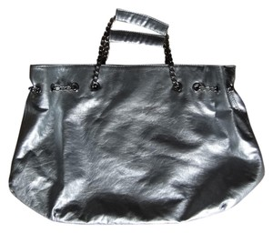 Forever 21 Vegan Shiny Hobo Bag