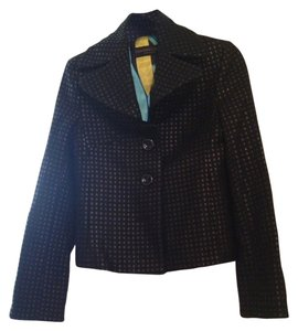 Gianfranco Rossi Black Jacket