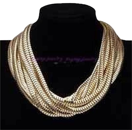 New York Jeweler Multi Chain Necklace