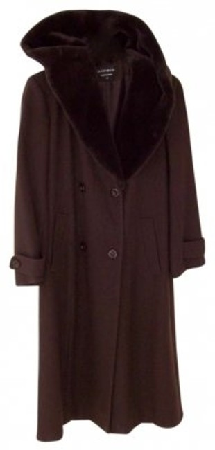 Preload https://img-static.tradesy.com/item/130128/donnybrook-dark-brown-a-stand-out-looking-that-never-goes-out-of-style-hooded-perfect-in-cold-weathe-0-0-650-650.jpg