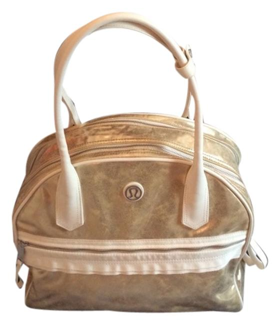 Item - Sweat Once A Day Gold Weekend/Travel Bag