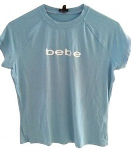 bebe T Shirt Light Blue