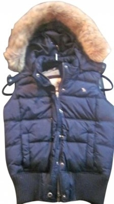 Preload https://item3.tradesy.com/images/abercrombie-and-fitch-blue-hooded-removable-hood-vest-size-8-m-130172-0-0.jpg?width=400&height=650