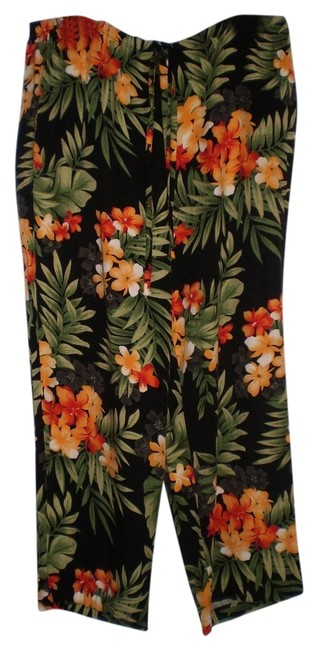 White Stag Relaxed Pants floral