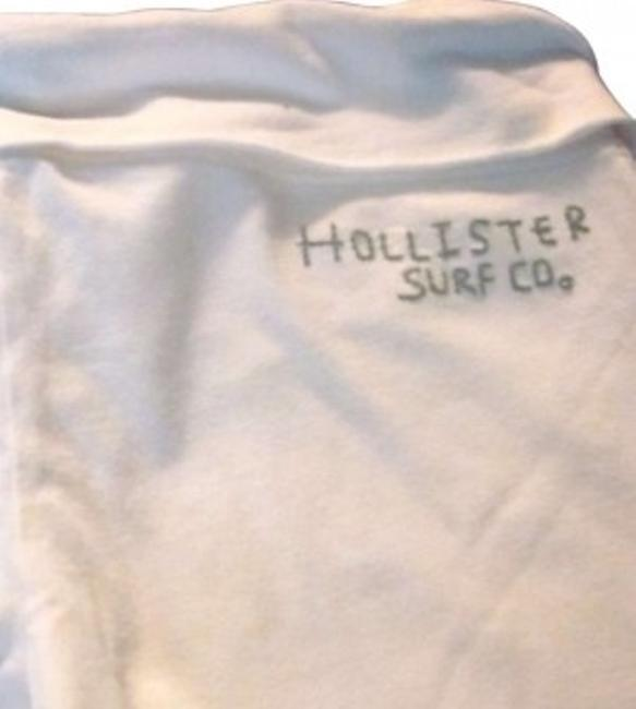 Hollister Athletic Pants White