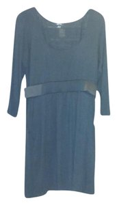 Guess Belted Elastic Soft Stretchy Dress