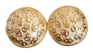 Dior Vintage Dior Clip Earrings