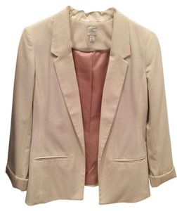 LC Lauren Conrad Jacket Off white Blazer