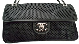 Chanel Perforated Handbags Up In The Air Shoulder Bag
