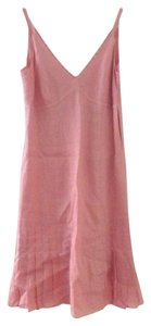 Light pink linnen Maxi Dress by Ann Taylor