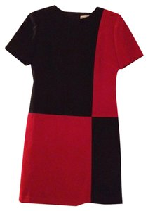 Jessica Howard short dress Red / Black on Tradesy