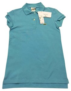 Lacoste Polo Shirt Blue Sale T Shirt Baby blue