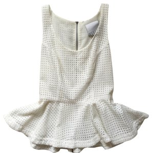 Addison Top White