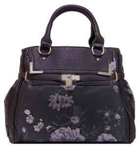Donna Bella Floral Hobo Bag