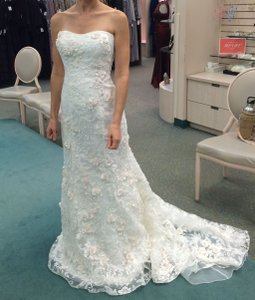 Oleg Cassini Cwg464 Wedding Dress