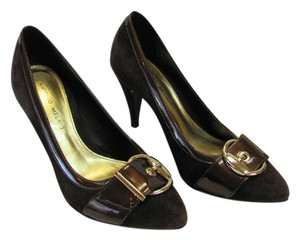 Antonio Melani Size 7.50 M (usa) Brown Pumps