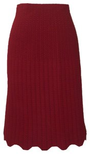 ALAÏA Skirt Red