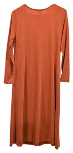 pumpkin color Maxi Dress by J. Jill