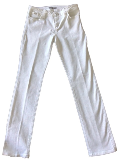 Guess Crystal Rivets. Boot Cut Jeans-Light Wash