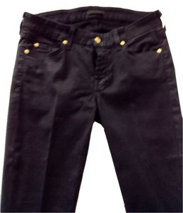 7 For All Mankind Jeggings-Dark Rinse