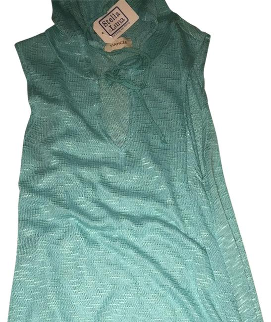 Preload https://item2.tradesy.com/images/mint-green-sweatshirthoodie-size-4-s-1302281-0-0.jpg?width=400&height=650