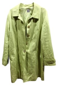 J. Jill lime green Jacket